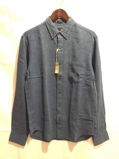 J.Crew Slim Fit Linen & Cotton Herringbone Shirts<BR>SALE!! 9,800 + Tax → 5,500 + Tax