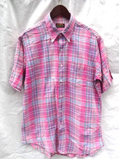 90's Old CLEVE Shirts MADE IN U.S.A /3