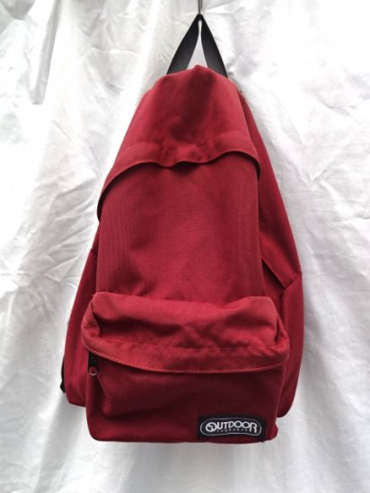 90's 〜 Vintage Outdoor Products Back Pack MADE IN U.S.A  Good Condition/2
