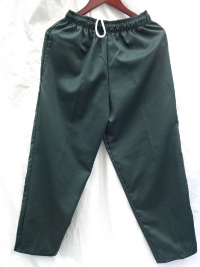 2019 A/W Erick Hunter Twill JAM Pants Made in U.S.A Green