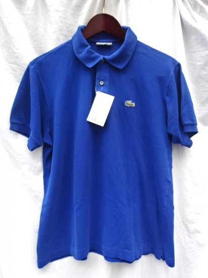 70's Vintage Lacoste Polo Shirts Made in France / 91