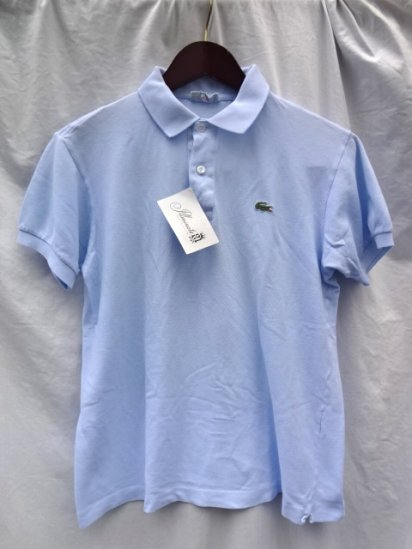 70's Vintage Lacoste Polo Shirts Made in France / 92