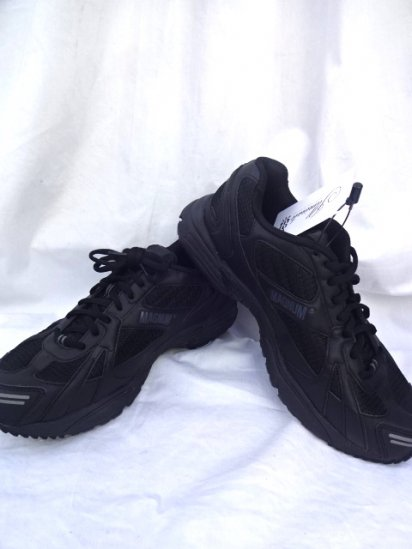 Dead Stock British Military Training Shoes by MAGNUM Black