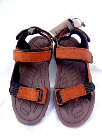 90's ~ Dead Stock British Army Tropical Sandals Brown