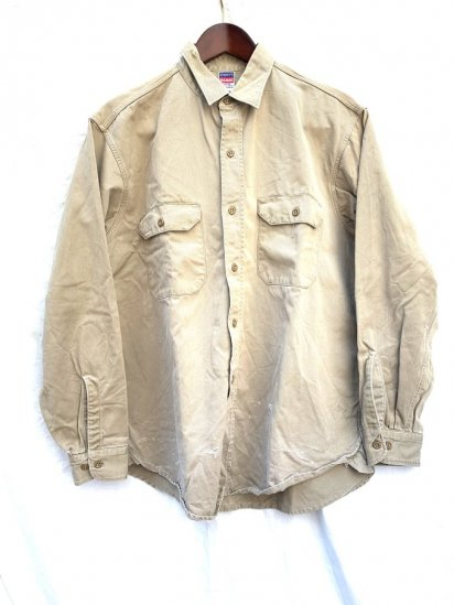 50`s BIG MAC Cotton Twil Shirts Made In USA
