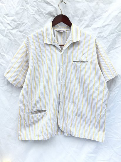 50's ~ 60's Vintage Van Heusen Leisure Shirts Made in England Mint Condition / 10