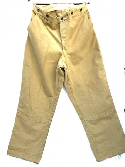 40∼50`s Filson Oil Finish Tin Pants Made In USA