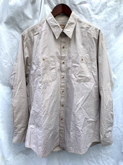 80`s  Banana Republic Cotton Shirts Made In Singapore