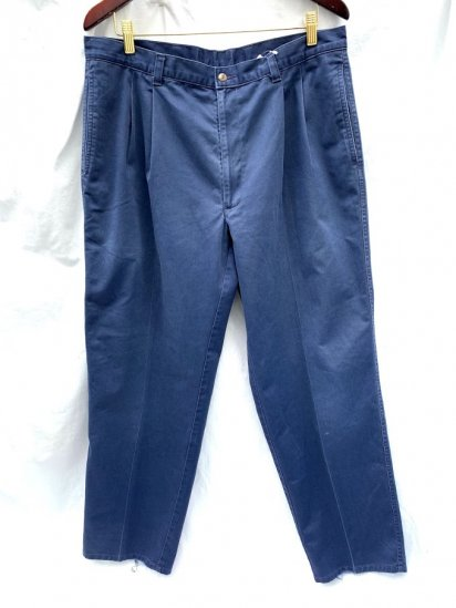 70∼80`s Vintage Work Cotton Pants Made In USA