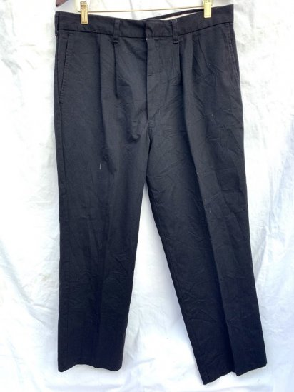 90`s Old P/C Work  Pants Made In USA
