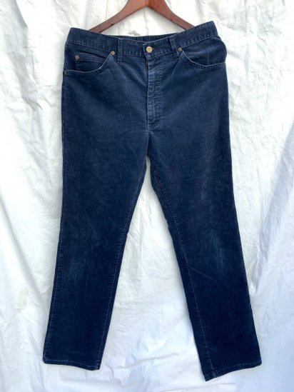 80`s Lee 200 Corduroy Pants Made In USA / 1