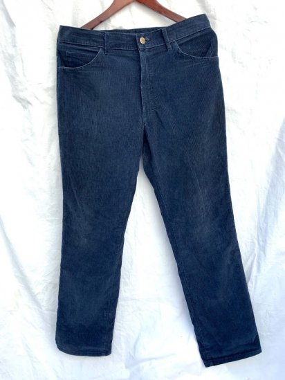 80`s Lee 200 Corduroy Pants Made In USA / 2
