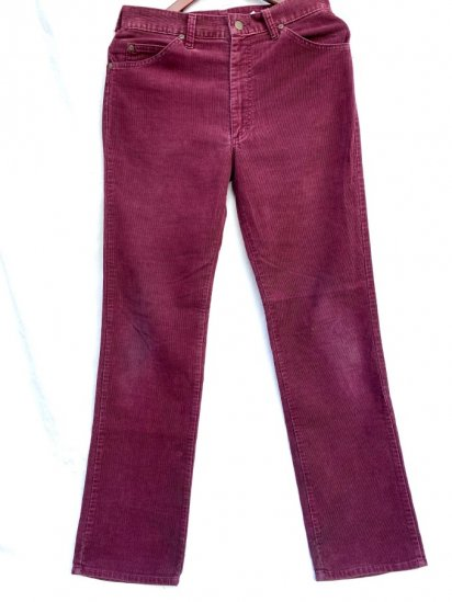 80`s Lee 200 Corduroy Pants Made In USA / 5