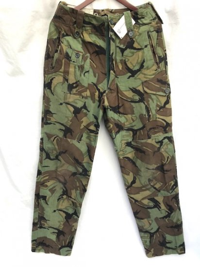 60's Vintage British Army 1960 Pattern Combat Trousers DPM / 2