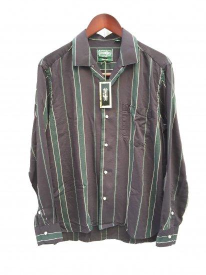 Gitman Vintage Made in USA Camp Collar Shirts Regimental Stripe SALE!! 26,000 → 20,800 + Tax