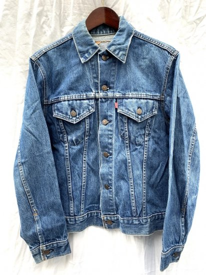70s Levi`s 70505 Denim Jacket Good Condition / 2