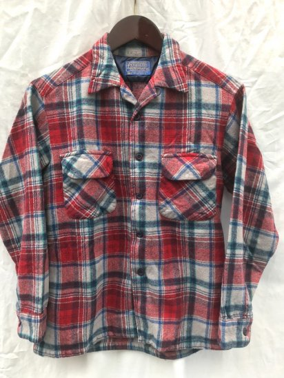 70's〜Vintage Pendleton Board Shirts MADE IN USA/22