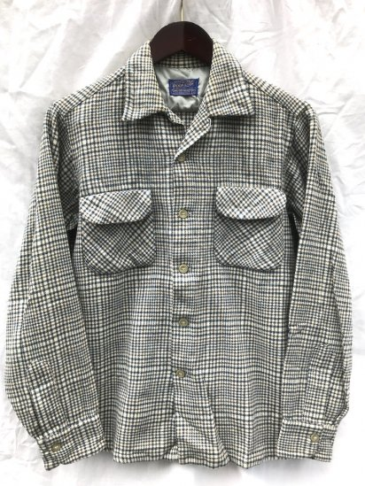 50's〜Vintage Pendleton Board Shirts MADE IN USA/24