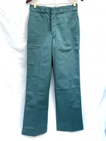 80∼90s Deadstock Old Dickies Work Chino Pants Made In USA
