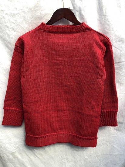 Vintage Guernsey Sweater