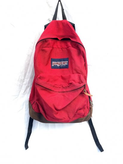 90s Old JANSPORT Day Pack Made In USA / 3