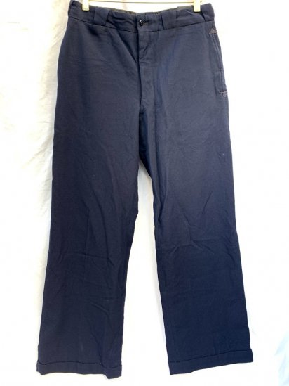 40s∼60s? Vintage Work Wool Pants Made In USA