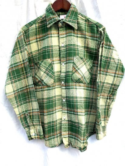70s Vintage BIC MAC Flannel Shirts