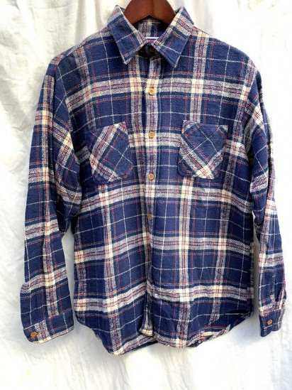 80s Vintage BIC MAC Flannel Shirts Made In USA