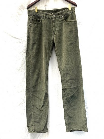 00s Old GANT 5Pocket Corduroy Trousers