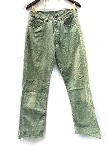 90s LEVI`S 551 Corduroy Pants Made In ITALY