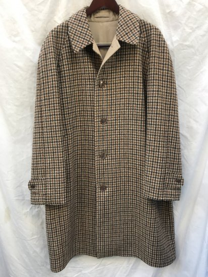 80's ~ 90's Vintage INVERTERE Reversible Coat Made in England