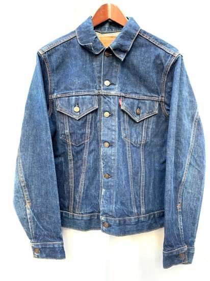 60∼70s Vintage LEVIS 70505 BIG-E Denim Jacket Made In USA
