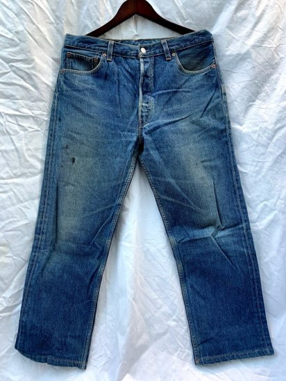 80s Old LEVIS 501 Denim Pants Made In USA / 3