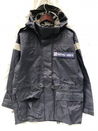 80's Vintage Royal Navy GORE-TEX Jacket Dark Navy / 2