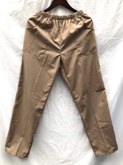 Massaua Made in Italy Easy Pants  SS Camel