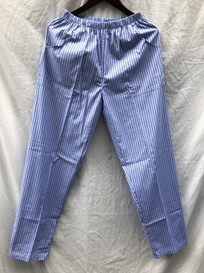 Massaua Made in Italy Easy Pants  SS Monti Stripe