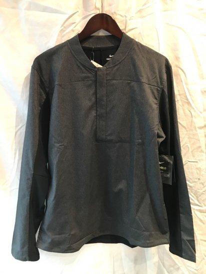 NIKE Shield Half Zip Pullover