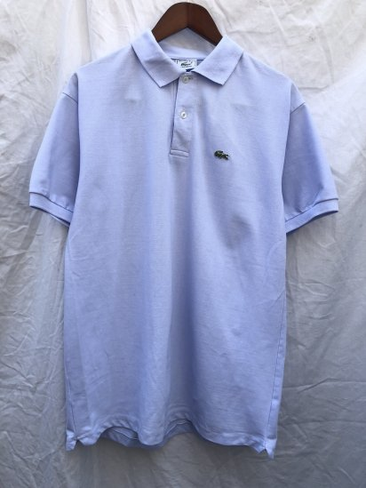 90's ~ Vintage Lacoste Polo Shirts Made in France / 45