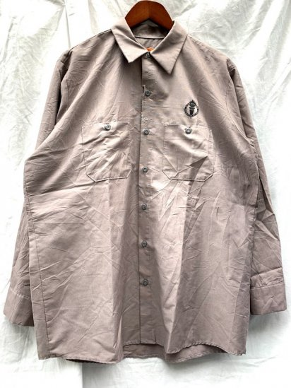 80s∼ Old Work Shirts Made In USA
