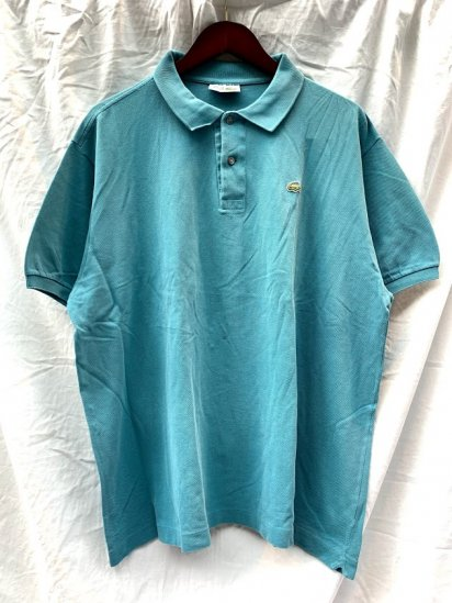 70s Vintage Lacoste Polo Shirts Made In USA / 52