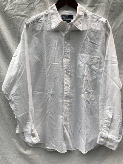 90-00's USED Ralph Lauren L/S HBT Shirts / 4