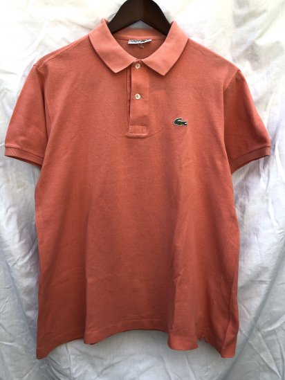 70's Vintage Lacoste Polo Shirts Made in France / 56
