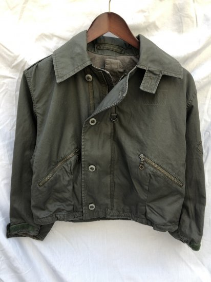 90's ~ Vintage RAF (Royal Air Force) MK3 Cold Weather Jacket Good Condition Olive /13