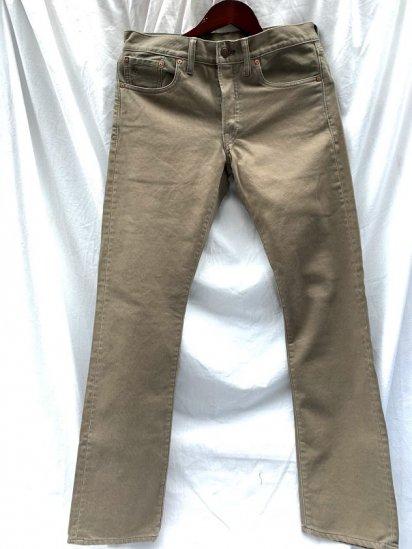 RRL Slim Fit Pique Pants