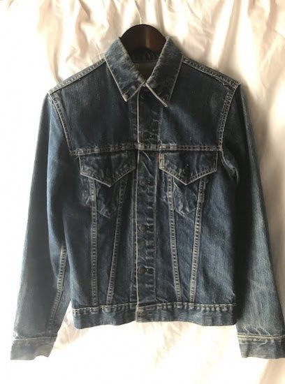 60's Vintage LEVI'S 70505 BIG-E MADE IN U.S.A / 4