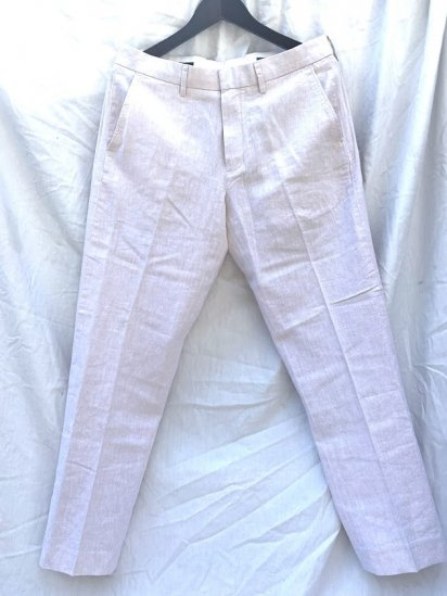 J.Crew Slim Bedford Cotton & Linen Pants<BR>