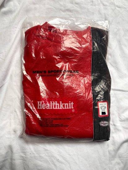 70-80's Dead Stock Healthknit Sweat Shirts Made in U.S.A / 2