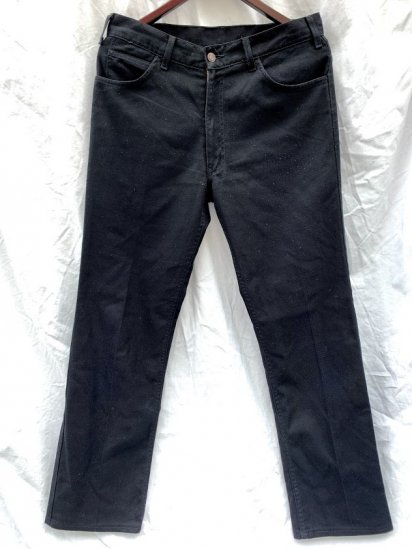 90s Vintage LEVIS 566 Boots Cut STA-PREST Pants Made In Italy / 1