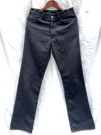 90s Vintage LEVIS 566 Boots Cut STA-PREST Pants Made In Italy / 2