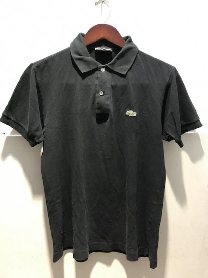 80's Vintage Made in France Lacoste Polo Shirts / 62